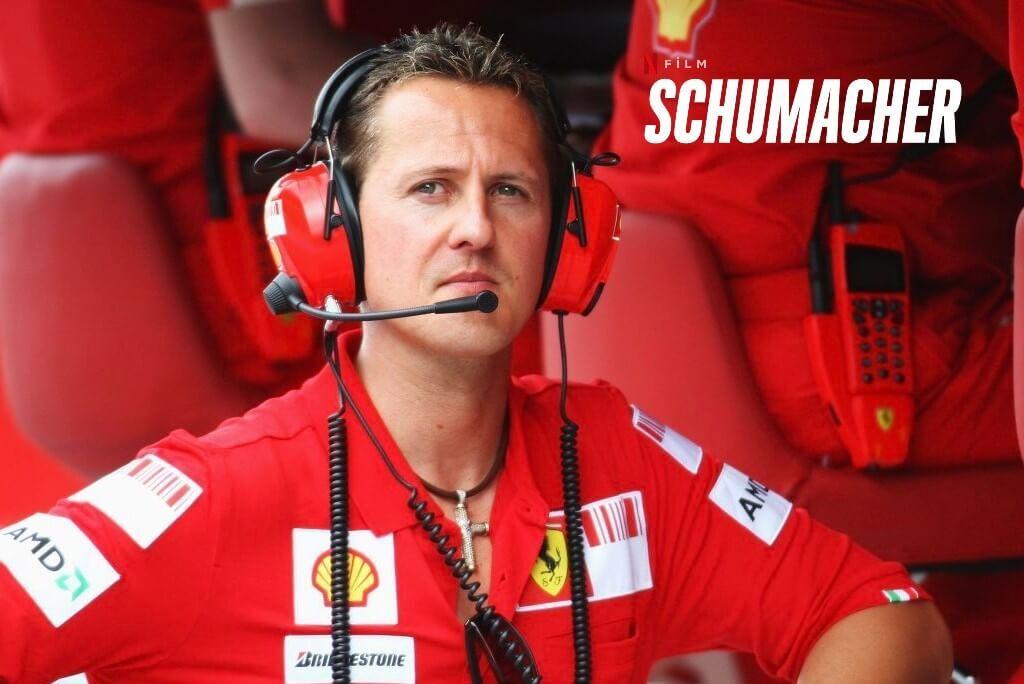 Schumacher Belgesel Film Konusu ve Yorumu – Netflix