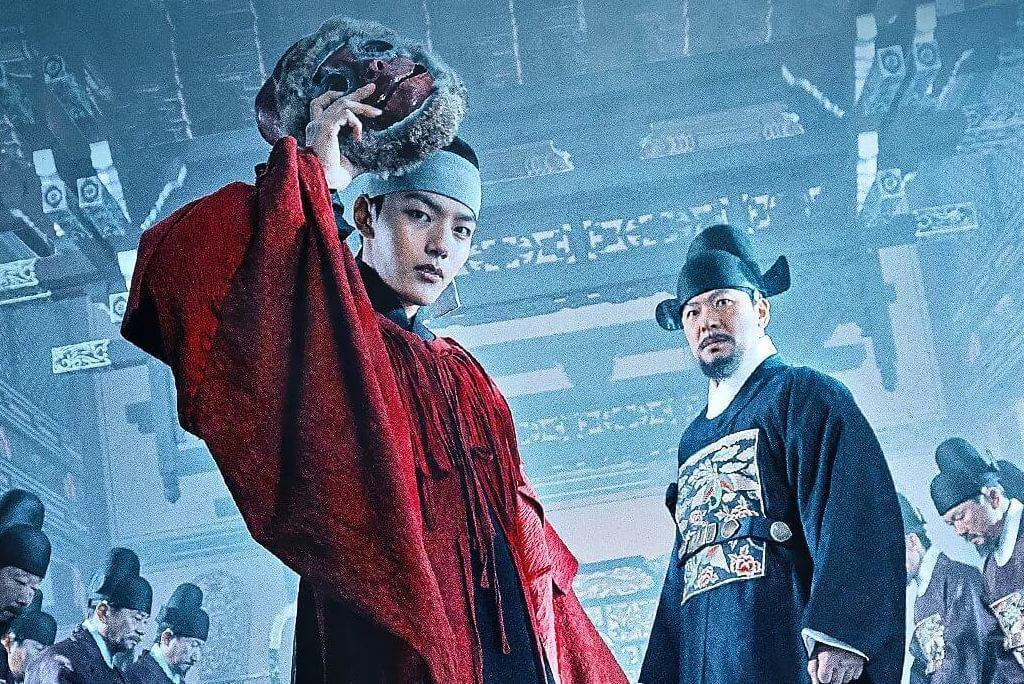 The Crowned Clown Dizi Konusu ve Yorumu – Netflix