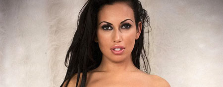 chelsea has her first topless shoot at babestation