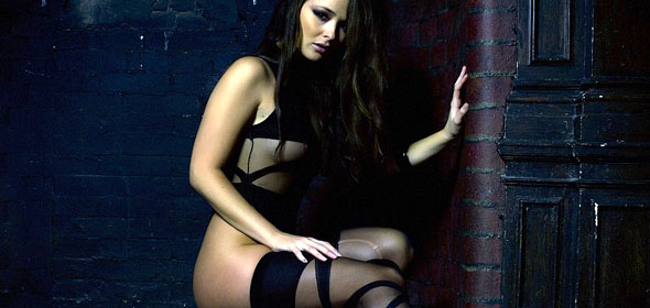 paige tyler looking glarmourous in her most recent shoot at Babestation