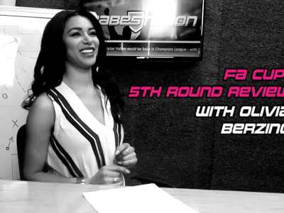 olivia berzinc babestation fa cup 5th round review