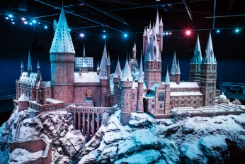 Poudlard - Studios Harry Potter