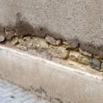 soubassement ciment
