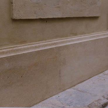 Patrimoine fa ades un soubassement beau et utile - Mur de soubassement definition ...