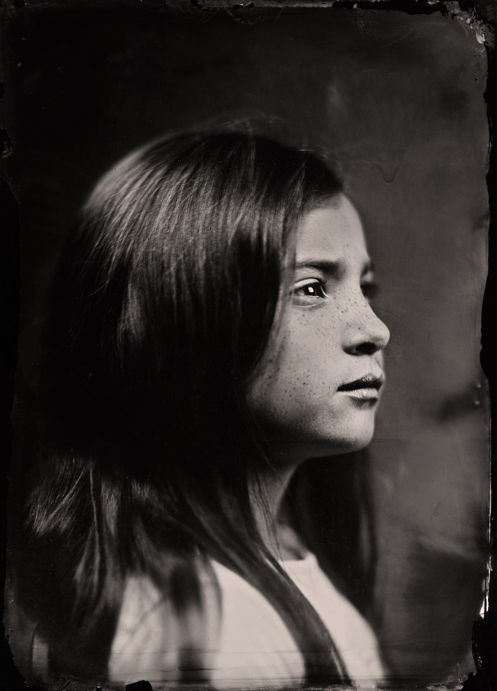 Marie-Jeanne - Ambrotype