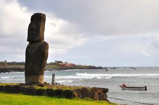 Hanga Roa, à Rapa Nui.