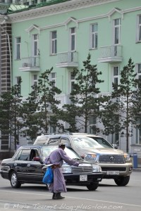 Oulan Bator. Mongolie.