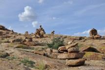Le granit de Baga gazriyn chuluu