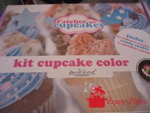 cupcake boite