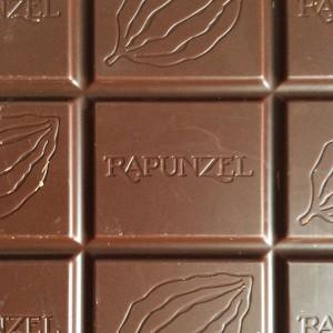 Carreaux de chocolat noir Rapunzel Espresso Bio