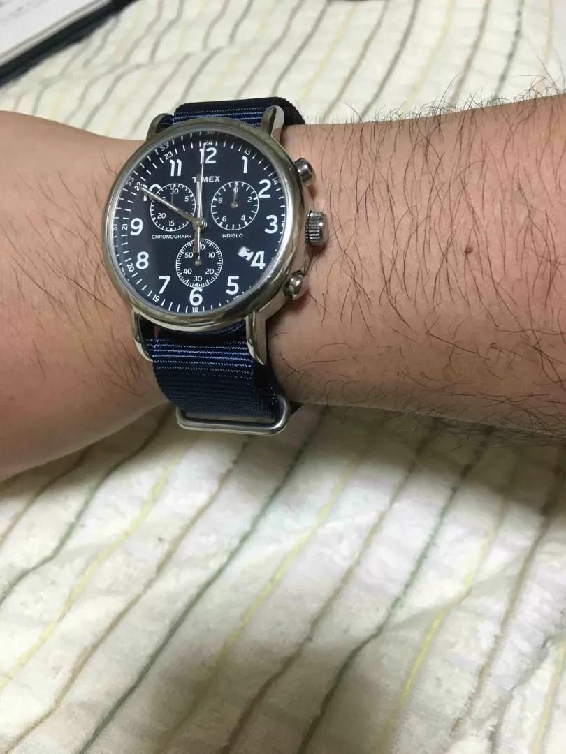 これ好き!バンドのカラバリも楽しめる腕時計、TIMEX