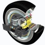 Est-ce que ce moteur de moyeu en roue changera l'avenir de l'automobile?