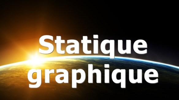 Formation – Statique graphique