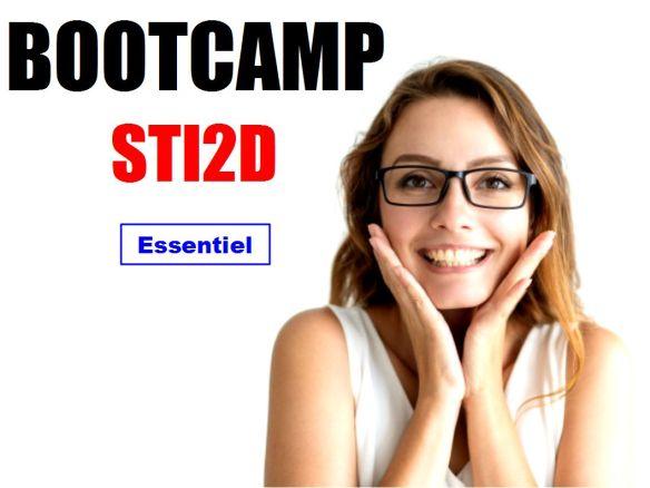 # Bootcamp STI2D - Essentiel
