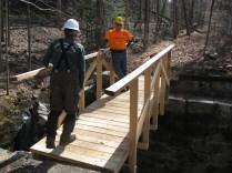 finished bridge