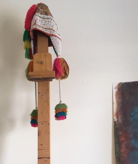 Atelier de Marie Migneron, bonnet Pérou