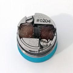 Coiler ses résistances - Ajouter du liquide