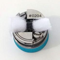 Coiler ses résistances - Couper le coton