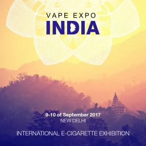 Vape Expo India - 2017