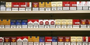 Forcing cigarette manufacturers to fight against the black market
