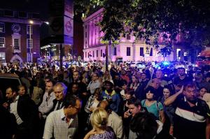 Panique à Londres après l'explosion d'une batterie de e-cig