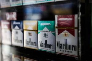 San Francisco - Ban on flavored tobacco products, special focus on menthol products