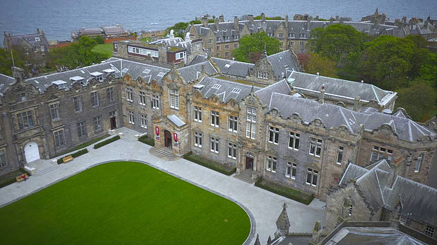 University of St Andrews compares cancer risks