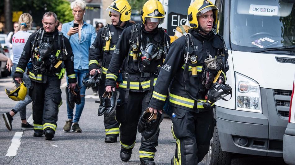 pompiers-londres