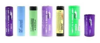 paris batteries vape