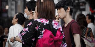 japan smokers