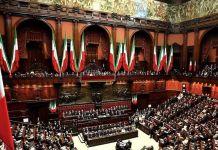 Italie Parlement
