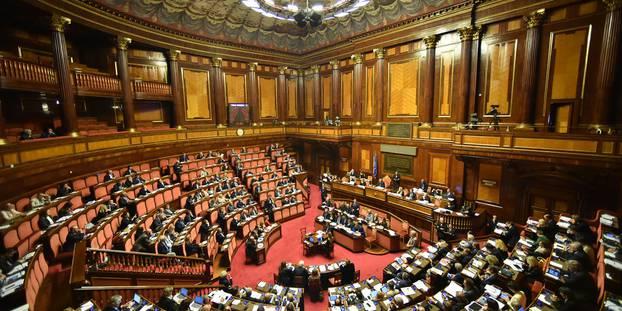 italie senat