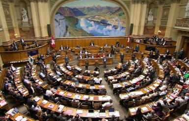 Parlement suisse