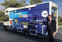 cory bernardi vape force one