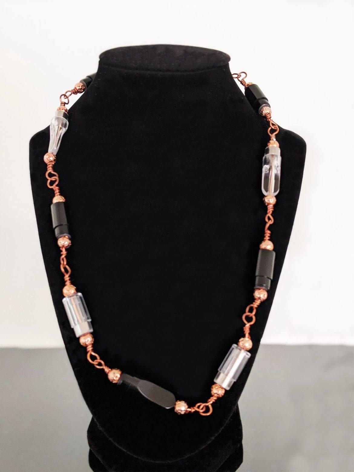 carts necklace