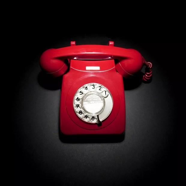 Telephone Nathaniel Sorcier Vaudou