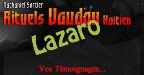 Témoignage Lazaro