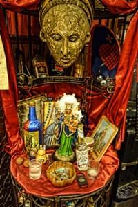 voodoo autel