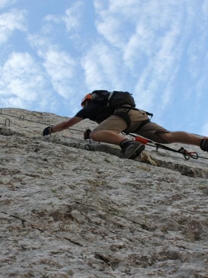 Klettern in Italien