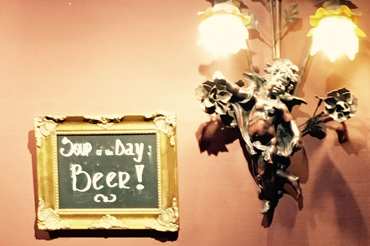 Bier in Belgien