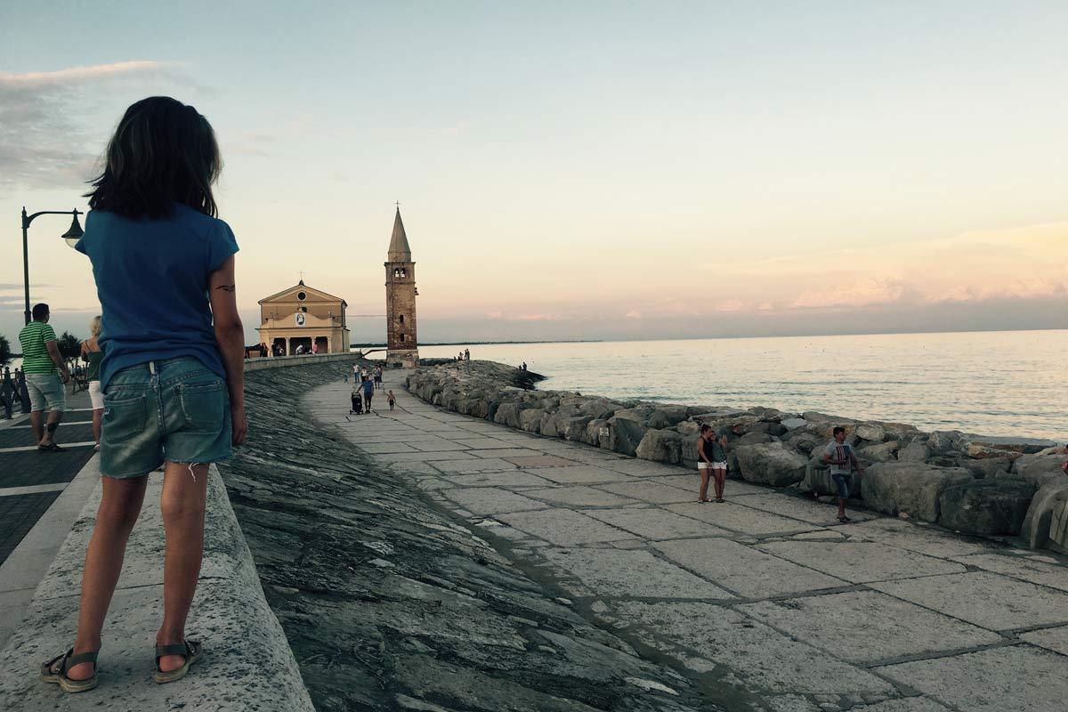 Sommer in Italien mit Kinder an der Adria