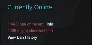 game ban