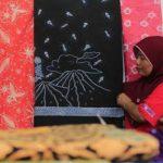 Batik Pakrida, Batik Hasil Kreasi Masyarakat Pasuruan