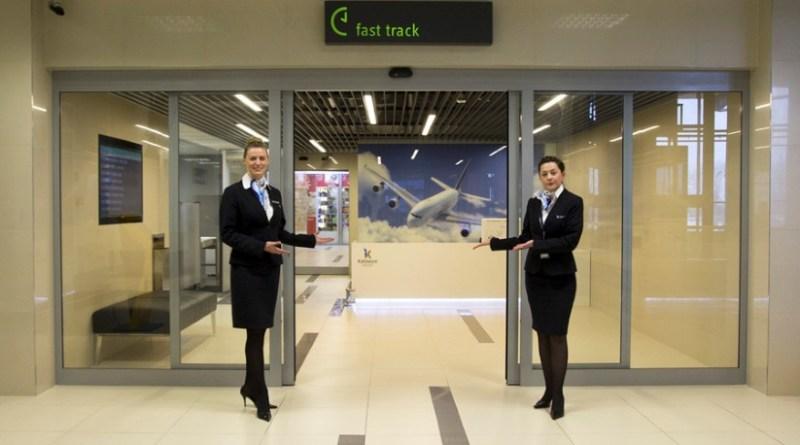 Fast Track Agadir -accès prioritaire à la sécurité et au contrôle des passeports