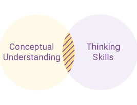 How to Focus on Conceptual Understanding While Practicing Student Thinking Skills: Simplifying Approaches to Teaching & Learning Series (Part 2)