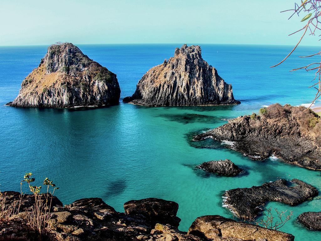 As melhores praias brasileiras