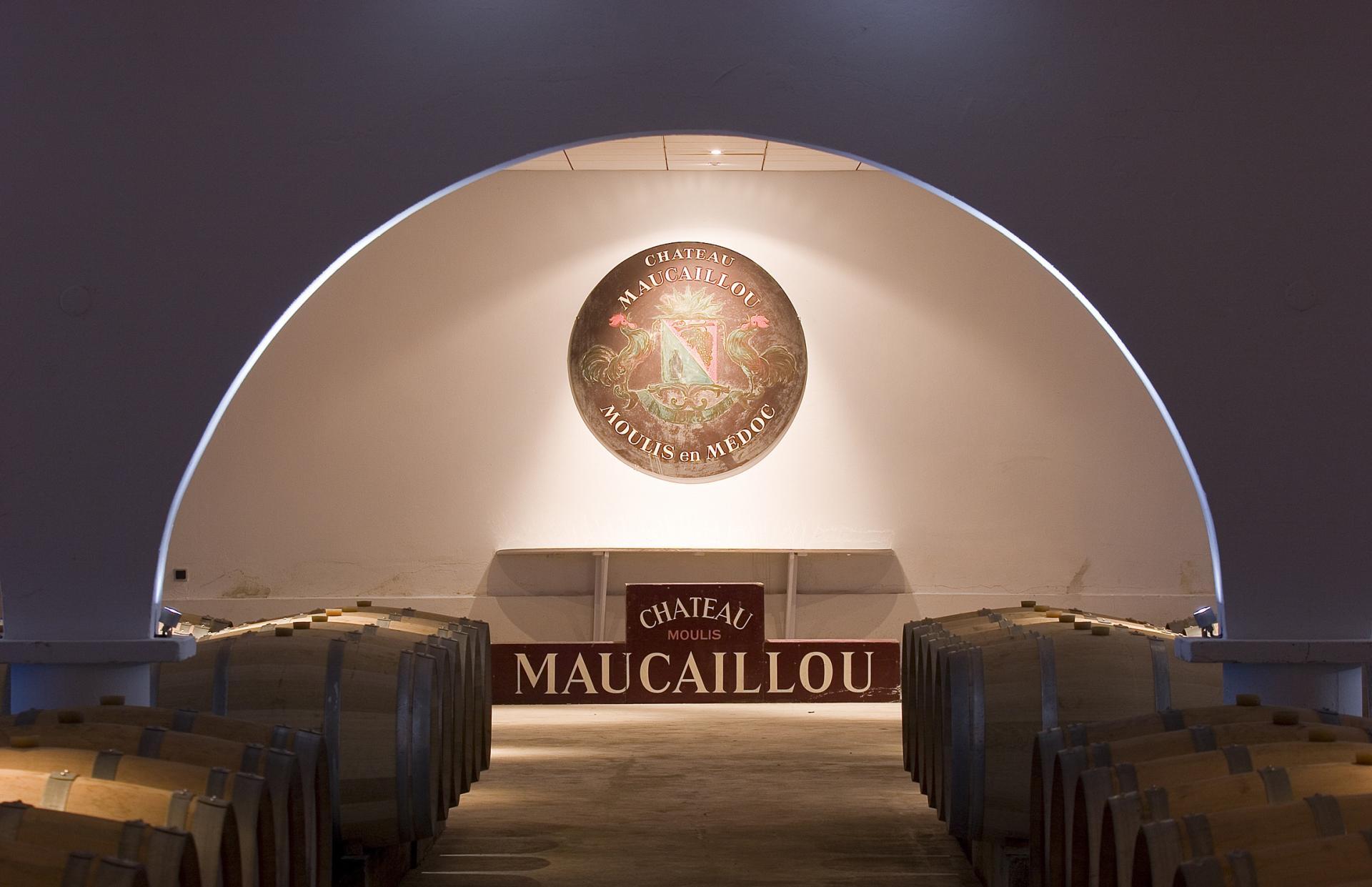 château-maucaillou-2006