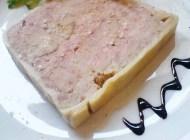 Marbré de ris de veau, foie gras et Château Giscours
