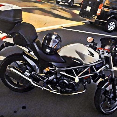 イケてる!? #vtr #vtr250 #honda #ホンダ #motorcycle #バイク