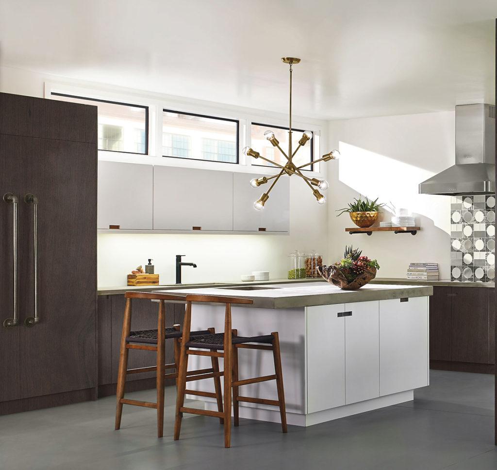 6 unique kitchen lighting ideas